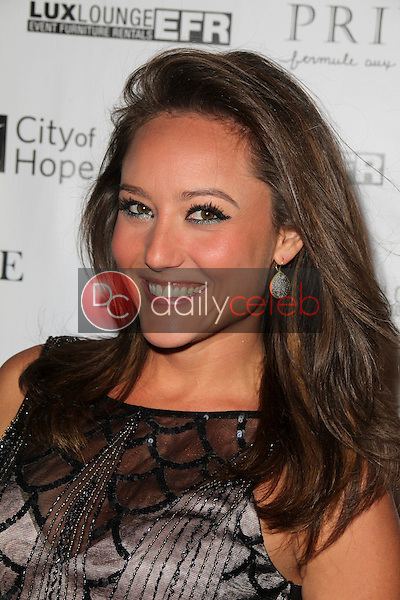 Lauren Mayhew<br /> at Sue Wong's 'Fairies and Sirens' Fashion Show at L.A. Fashion Week. The Reef, Los Angeles, CA 10-15-14<br /> David Edwards/Dailyceleb.com 818-249-4998