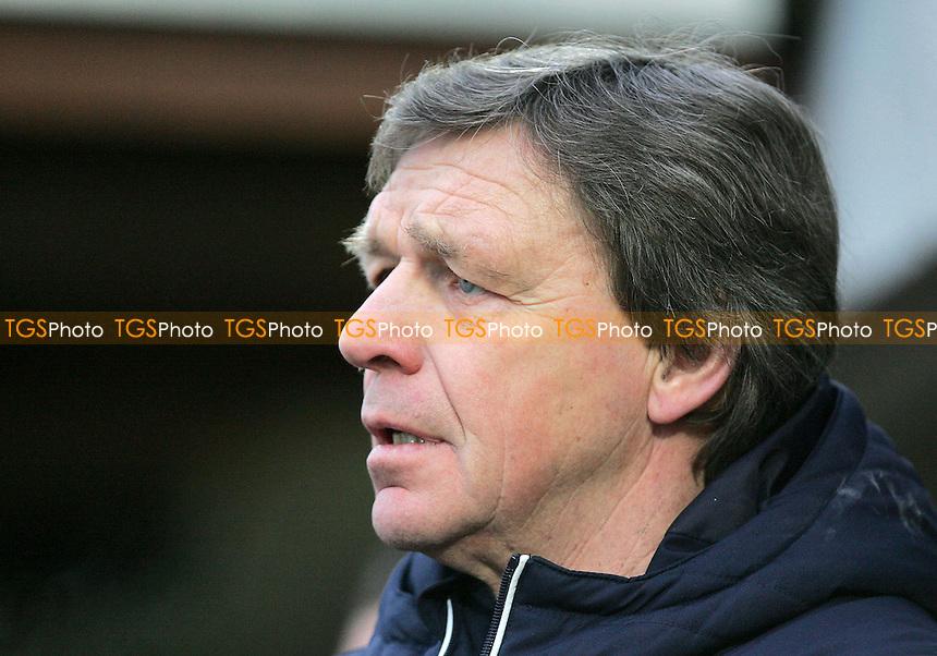 Graham Turner - Manager - Hereford United FC - 04/02/06 (Gavin Ellis 2006)