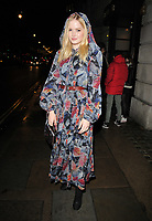 Ellie Bamber at the &quot;Les Miserables&quot; BAFTA TV preview, BAFTA, Piccadilly, London, England, UK, on Wednesday 05 December 2018.<br /> CAP/CAN<br /> &copy;CAN/Capital Pictures