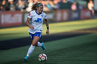 Seattle, WA - Saturday July 15, 2017: Rosie White during a regular season National Women's Soccer League (NWSL) match between the Seattle Reign FC and the Boston Breakers at Memorial Stadium.