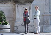 2012 Ian McEwan e Annalena McAfee