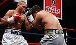 El estadounidense Ed Paredes (29-3-1, 19 KO´s) retiene su cinturón interino del peso welter de la Organización Mundial de Boxeo, al acabar en el segundo asalto con Michael Pérez (39-10-1, 31 KO´s) en disputa desarrollada en el Westin Diplomat Resort, Hollywood, Florida.