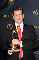 LOS ANGELES - May 1: Scott St. John at The 43rd Daytime Emmy Awards Gala at the Westin Bonaventure Hotel on May 1, 2016 in Los Angeles, California