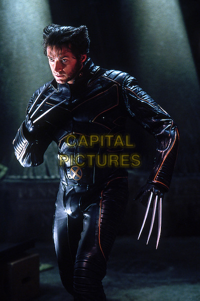 Hugh Jackman.in X2 (X-Men 2).*Filmstill - Editorial Use Only*.CAP/NFS.Supplied by Capital Pictures.