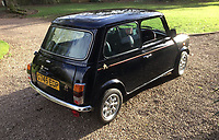 BNPS.co.uk (01202 558833)<br /> Pic: Brightwells/BNPS<br /> <br /> Showroom condition...<br /> <br /> Minted - 1989 Mini that's only covered a handful of miles in 31 years has more than trebled in value.<br /> <br /> The 'time capsule' Mini has covered just 12 miles in its long life and is being sold in virtually brand new condition for £20,000. <br /> <br /> The 1989 Mini 30 was a special version made to mark the classic British motor's 30th anniversary. <br /> <br /> Its three owners have all kept in storage and as a result the unused car is in the same pristine condition as when it left the Austin factory in Longbridge, Warwicks, in 1989.<br /> <br /> It is being sold by auctioneers Brightwells for four times its original asking price.