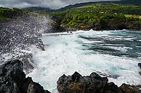 Seven Sacred Pools at Ohe'o in Haleakalā National Park in Maui, Hawaii