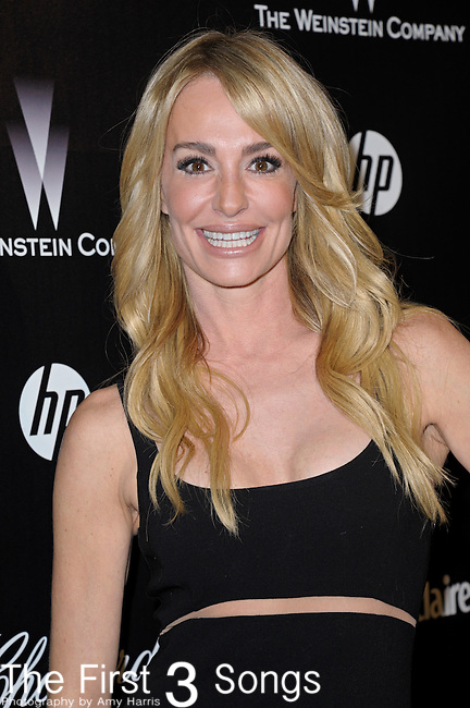 TaylorArmstrong attends the 2012 Weinstein Company Golden Globes After Party at The Beverly Hilton Hotel in Beverly Hills, CA on January 15, 2012.