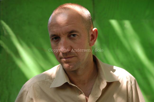 Philippe Claudel in 2003.