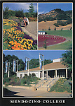 MC01  Mendocino College 5x7 postcard