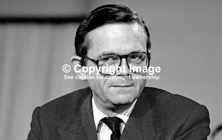 Mark Lennox-Boyd, MP, Conservative Party, UK, 19871039MLB1.<br />