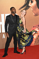 "Ore Oduba and Joanne Clifton<br /> at the premiere of ""Jack Reacher: Never Go Back"" at the Cineworld Empire Leicester Square, London.<br /> <br /> <br /> ©Ash Knotek  D3185  20/10/2016"