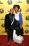 Lebo M attends the 20th Anniversary Performance of 'The Lion King' on Broadway at The Minskoff Theatre on November e, 2017 in New York City.