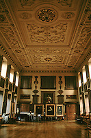 James Gibbs: St. Bartholomew's Hospital--Great Hall. London 1730-59.