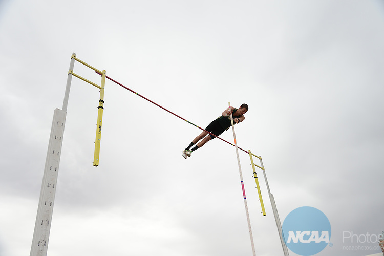 09 May 2013: Mountain West Conference Track and Field Championships at University of Nevada Las Vegas in Las Vegas, NV. Peter Lockley/NCAA Photos