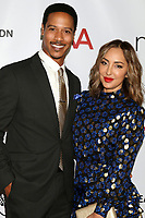 LOS ANGELES - OCT 10:  Brian J White, Paula Da Silva at the GEANCO Foundation Hollywood Gala at the SLS Hotel on October 10, 2019 in Beverly Hills, CA