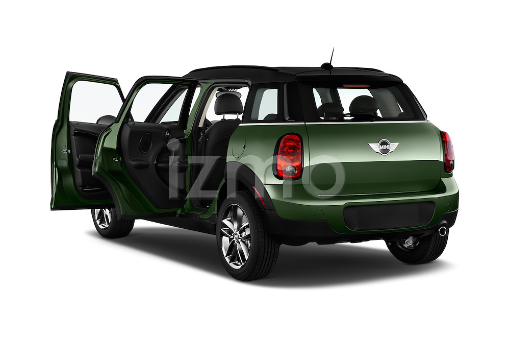 Car images of a 2015 MINI Countryman Base 4 Door Hatchback Doors
