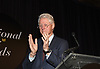 Bill Clinton folder from National Book  Awards