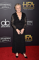 BEVERLY HILLS, CA - NOVEMBER 04: Glenn Close arrives at the 22nd Annual Hollywood Film Awards at the Beverly Hilton Hotel on November 4, 2018 in Beverly Hills, California.<br /> CAP/ROT/TM<br /> &copy;TM/ROT/Capital Pictures