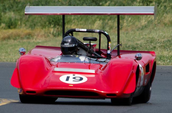 1969 Lola T-163 Can-Am car
