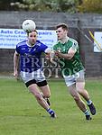 Naomh Mairtin Mick Fanning Geraldines Dara Hamill. Photo:Colin Bell/pressphotos.ie