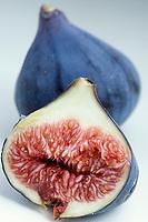Cuisine/Gastronomie Générale: Figue rouge