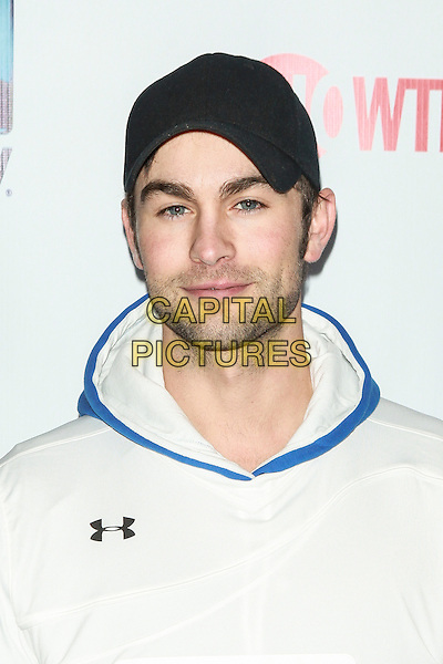 NEW YORK, NY - FEBRUARY 1: Chace Crawford attends the DirecTV Beach Bowl at Pier 40 on February 1, 2014 in New York City. <br /> CAP/MPI/COR<br /> &copy;Corredor99/ MediaPunch/Capital Pictures