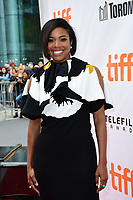 Gabrielle Union  at the premiere of 'The Public' during the 2018 Toronto International Film Festival held on September 9, 2018 in Toronto, Canada. <br /> CAP/KNM<br /> &copy;IkonMediia/Capital Pictures