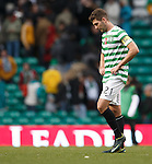 Dejection from Charlie Mulgrew