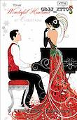 Jonny, CHRISTMAS SYMBOLS, paintings, GBJJXTT06,#xx# Symbole, Weihnachten, símbolos, Navidad, illustrations, pinturas