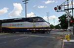 Amtrak California passanger train