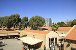 Israel, Tel Aviv-Yafo, Hatachana complex, a renovated train station