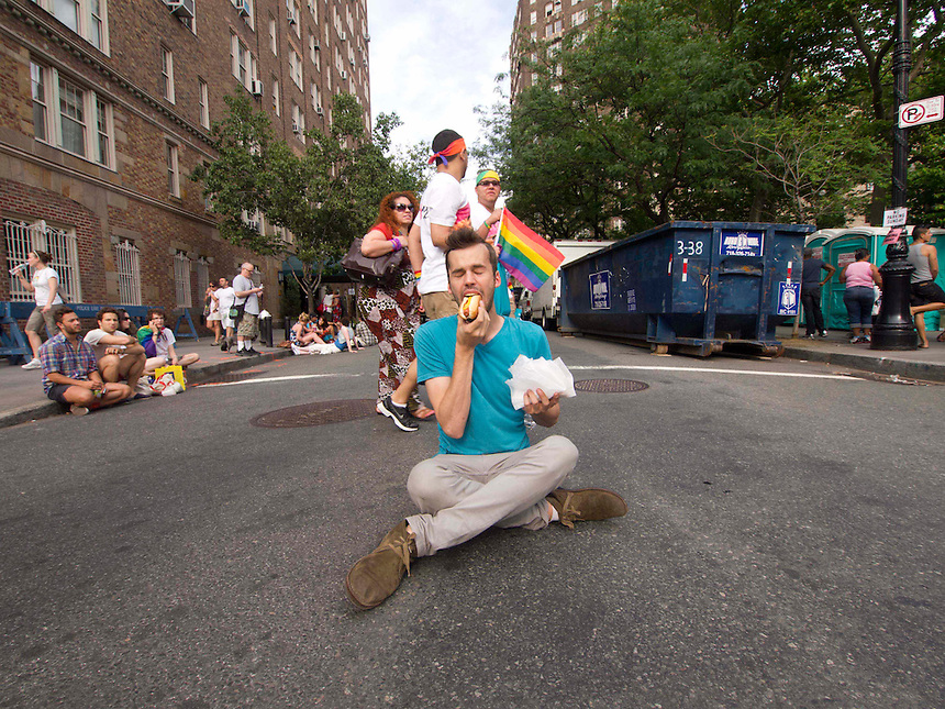 Jesse Hart | Pride 2011 | NY, NY | 2011