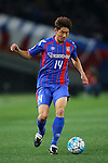 Daesung Ha (FC Tokyo), <br /> FEBRUARY 9, 2016 - Football / Soccer : <br /> AFC Champions League 2016 Play-off <br /> between FC Tokyo 9-0 Chonburi FC <br /> at Tokyo Stadium, Tokyo, Japan. <br /> (Photo by YUTAKA/AFLO SPORT)