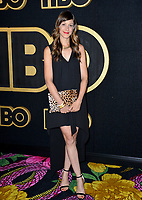 LOS ANGELES, CA. September 17, 2018: Natalie Gold at The HBO Emmy Party at the Pacific Design Centre.<br /> Picture: Paul Smith/Featureflash