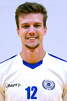 GRONINGEN - Volleybal, selectie Lycurgus 2018-2019, 26-09-2018,  Lycurgus speler Pascal Hoogstra