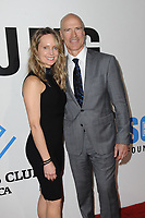 www.acepixs.com<br /> November 2, 2017  New York City<br /> <br /> Kim Clark and Mark Messier attending the Samsung Charity Gala on November 2, 2017 in New York City.<br /> <br /> Credit: Kristin Callahan/ACE Pictures<br /> <br /> <br /> Tel: 646 769 0430<br /> Email: info@acepixs.com