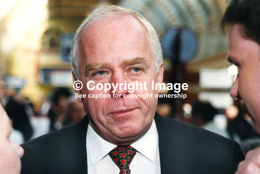 Sir John Egan, British Airports Authority, UK, 19961015JE.<br />