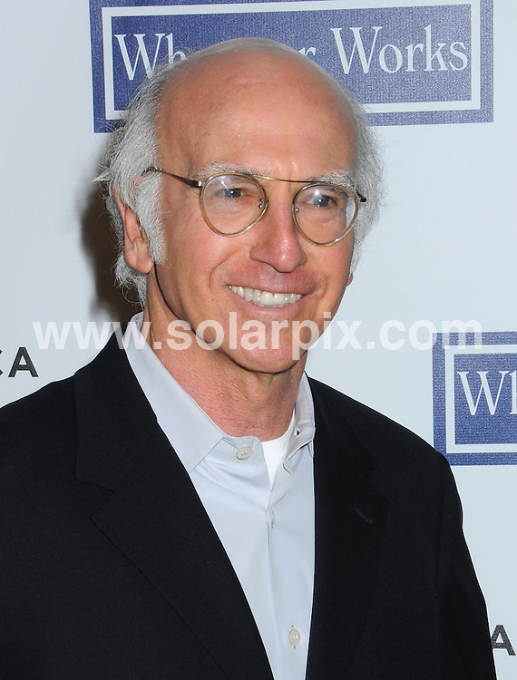 "**ALL ROUND PICTURES FROM SOLARPIX.COM**.**SYNDICATION RIGHTS FOR UK, AUSTRALIA, DENMARK, PORTUGAL, S. AFRICA, SPAIN & DUBAI (U.A.E) ONLY**.8th Annual Tribeca Film Festival - the premiere of ""Whatever Works"". Held at the Ziegfeld Theatre, New York City, NY, USA. 22 April 2009..This pic: Larry David..JOB REF: 8867 PHZ (Mayer)   DATE: 22_04_2009.**MUST CREDIT SOLARPIX.COM OR DOUBLE FEE WILL BE CHARGED**.**ONLINE USAGE FEE GBP 50.00 PER PICTURE - NOTIFICATION OF USAGE TO PHOTO @ SOLARPIX.COM**.**CALL SOLARPIX : +34 952 811 768 or LOW RATE FROM UK 0844 617 7637**"