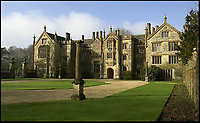 Bmth News (01202 558833)<br /> Pic: PhilYeomans/BNPS<br /> <br /> Parnham House in Dorset in 2001 when owned by renowned furniture designer John Makepeace.<br /> <br /> A multi-millionaire who was arrested on suspicion of starting a fire that destroyed his own stately home has been found dead, it was revealed today.<br /> <br /> Michael Treichl, 68, had been suffering from severe depression before he apparently took his own life last Friday. <br /> <br /> His wife Emma, 54, and their children said they are devastated by his sudden death, which is not being treated as suspicious by police.<br /> <br /> Mr Treichl, a hedge fund manager, was on police bail having been arrested on suspicion of starting the huge blaze at Parnham House in Beaminster, Dorset, on April 15.