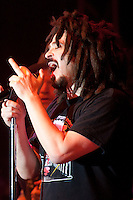 The Counting Crows perform at The Stone Pony on June 9, 2012. Photograph by Kristen Driscoll / Mediapunchinc NORTEPHOTO.COM