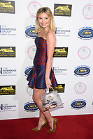 LONDON, UK. September 22, 2018: Georgia Toffolo at the Paul Strank Charitable Trust Annual Gala at the Bank of England Club, London.<br /> Picture: Steve Vas/Featureflash
