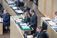 Sitzung des Bundesrat am Donnerstag den 3. November 2017.<br /> Der Berliner Buergermeister Michael Mueller ist turnusgemaess fuer die Dauer von 12 Monaten ab diesem Tag der Bundesratspraesident und somit auch der erste Stellvertreter des Bundespraesidenten.<br /> Im Bild: Michael Mueller bei seiner Antrittsrede.<br /> 3.11.2017, Berlin<br /> Copyright: Christian-Ditsch.de<br /> [Inhaltsveraendernde Manipulation des Fotos nur nach ausdruecklicher Genehmigung des Fotografen. Vereinbarungen ueber Abtretung von Persoenlichkeitsrechten/Model Release der abgebildeten Person/Personen liegen nicht vor. NO MODEL RELEASE! Nur fuer Redaktionelle Zwecke. Don't publish without copyright Christian-Ditsch.de, Veroeffentlichung nur mit Fotografennennung, sowie gegen Honorar, MwSt. und Beleg. Konto: I N G - D i B a, IBAN DE58500105175400192269, BIC INGDDEFFXXX, Kontakt: post@christian-ditsch.de<br /> Bei der Bearbeitung der Dateiinformationen darf die Urheberkennzeichnung in den EXIF- und  IPTC-Daten nicht entfernt werden, diese sind in digitalen Medien nach §95c UrhG rechtlich geschuetzt. Der Urhebervermerk wird gemaess §13 UrhG verlangt.]
