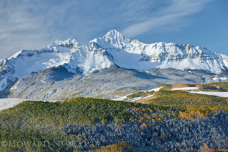Telluride Colorado Fall