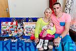 Steve and Teresa O'Mahony Killlarney and their daughter Alexis