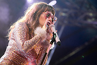 Jenny Lewis plays day one of the 2019 Latitude Festival at Henham Park, Suffolk.