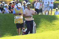 Thorbjorn Olesen (DEN) on the 16th hole during Friday's Round 2 of the 2018 Turkish Airlines Open hosted by Regnum Carya Golf &amp; Spa Resort, Antalya, Turkey. 2nd November 2018.<br /> Picture: Eoin Clarke | Golffile<br /> <br /> <br /> All photos usage must carry mandatory copyright credit (&copy; Golffile | Eoin Clarke)