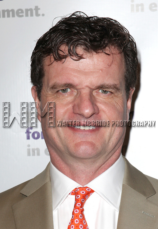 Michael Cumpsty.attending the Actors Fund Gala honoring Harry Belafonte, Jerry Stiller, Anne Meara & David Steiner at the Mariott Marquis Hotel in New York City on 5/21/12
