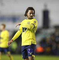 Blackburn Rovers' Bradley Dack<br /> <br /> Photographer Rob Newell/CameraSport<br /> <br /> The EFL Sky Bet Championship - Millwall v Blackburn Rovers - Saturday 12th January 2019 - The Den - London<br /> <br /> World Copyright &copy; 2019 CameraSport. All rights reserved. 43 Linden Ave. Countesthorpe. Leicester. England. LE8 5PG - Tel: +44 (0) 116 277 4147 - admin@camerasport.com - www.camerasport.com