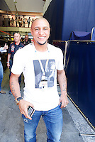 24.06.2012. Valencia, Spain. FIA Formula One World Championship 2012 Grand Prix of Europe Race.  The picture show Roberto Carlos