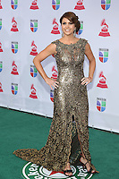 LAS VEGAS, NV - NOVEMBER 15 :  Lucero pictured at 2012 Latin Grammys at Mandalay Bay Resort on November 15, 2012 in Las Vegas, Nevada.  Credit: Kabik/Starlitepics/MediaPunch Inc. /NortePhoto /NortePhoto